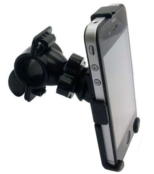innoXplore iX-H15 Fiets houder voor iPhone 4G(S)